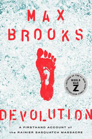Cover of Devolution by Max Brooks